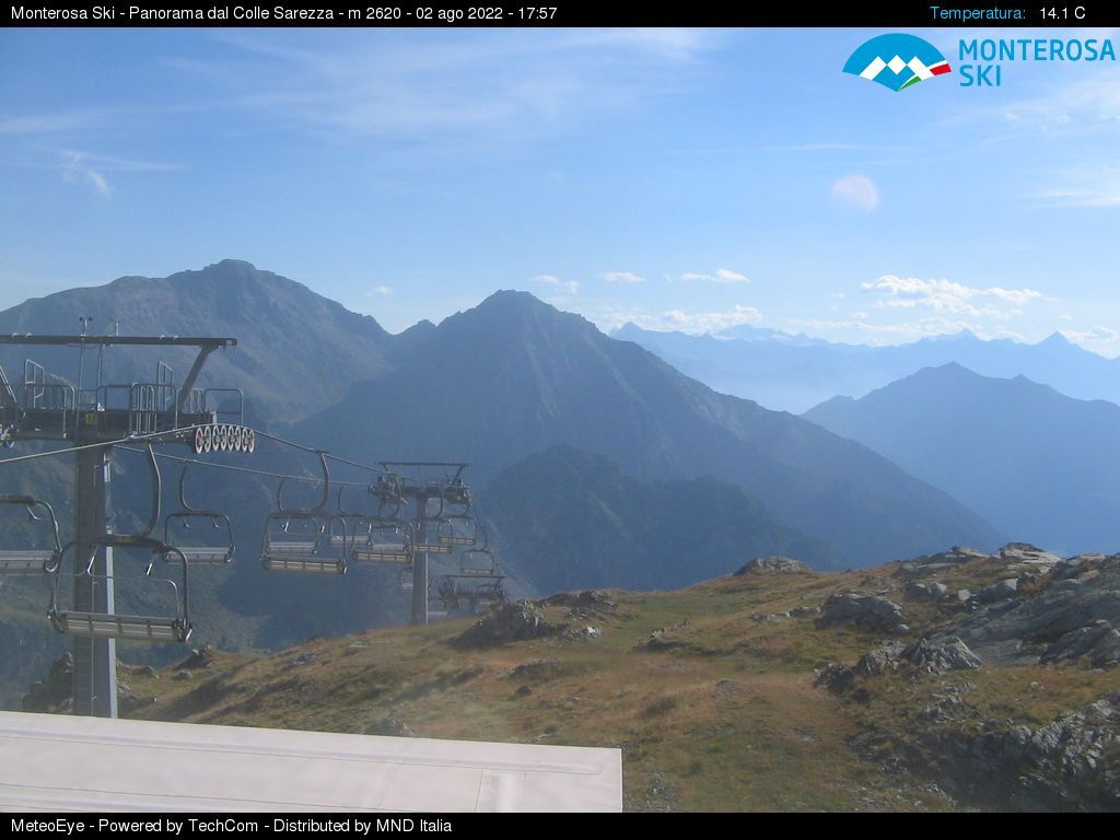 Webcam Champoluc