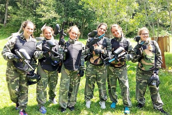 Paintball Gressoney Monte Rosa Valle d'Aosta